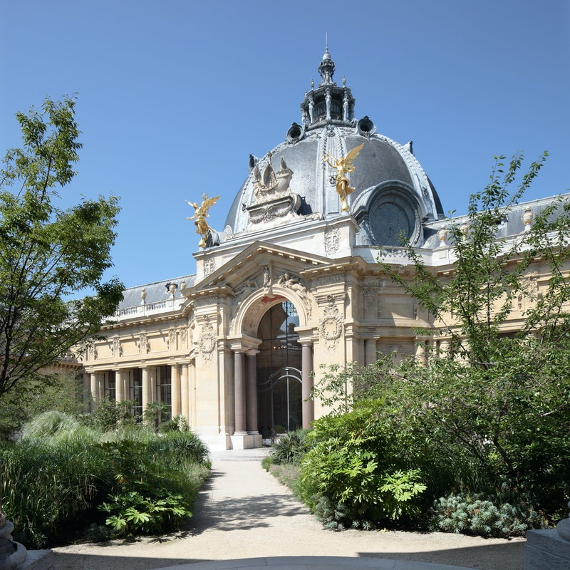Picture of Petit Palais in Paris, France
